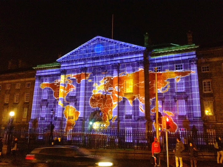 New Year Festival Dublin 2015