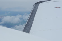 Seneca V ICE on Wing