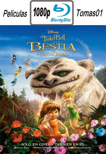 Tinker Bell 6 (Campanilla 6) (2015) BRRip 1080p