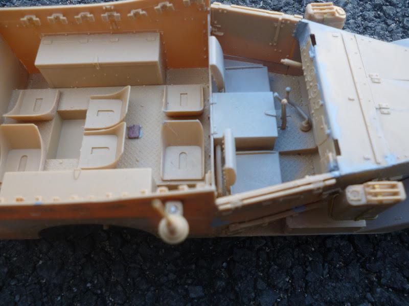 DIORAMA 1ere ARMEE FRANCAISE / TERMINE P1000880