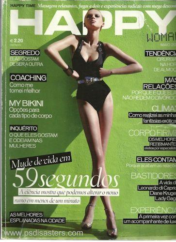 piernas El photoshop y las modelos de Victoria´s Secret