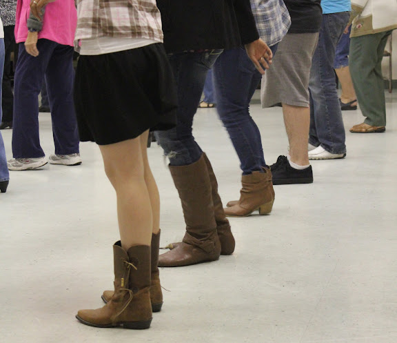 Community barn dance