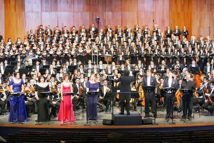 El concierto de la OSSBV dirigido por Dudamel tuvo lugar en la sala Grosses Festpielhaus, sede del Festival de Salzburgo
