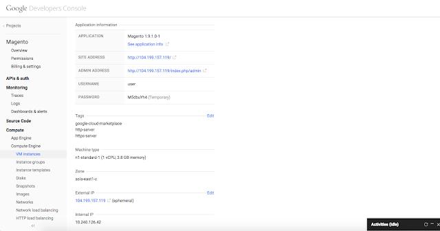 มาเล่น Google Cloud Launcher กัน « Thai Open Source