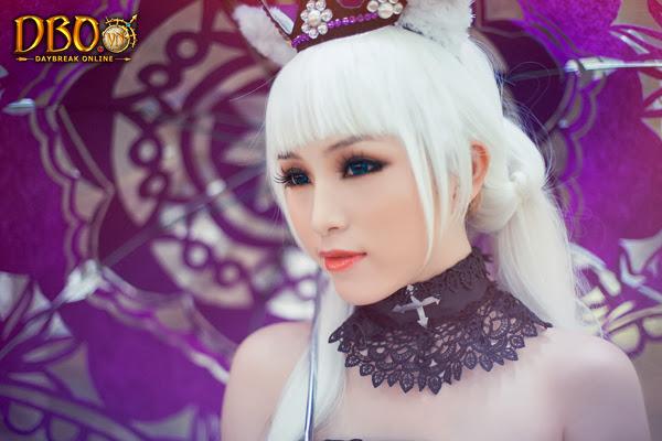 Daybreak Online tung cosplay đón phiên bản web 12