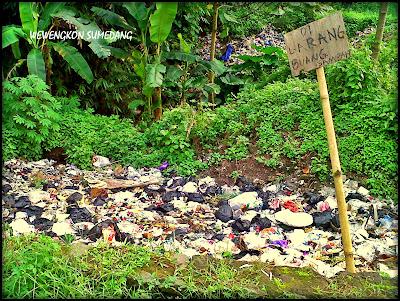 Jarian, Tempat Pembuangan Sampah