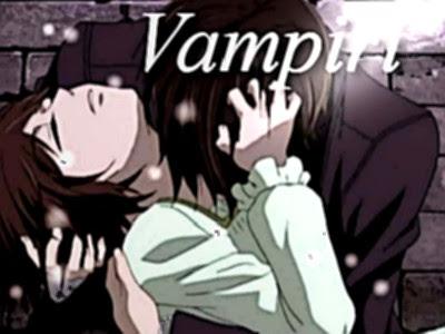 Vampiro, vampire, kyuuketsuki, cartoni animati giapponesi