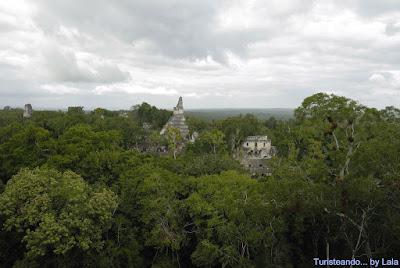Ciudad Maya Tikal, Guatemala