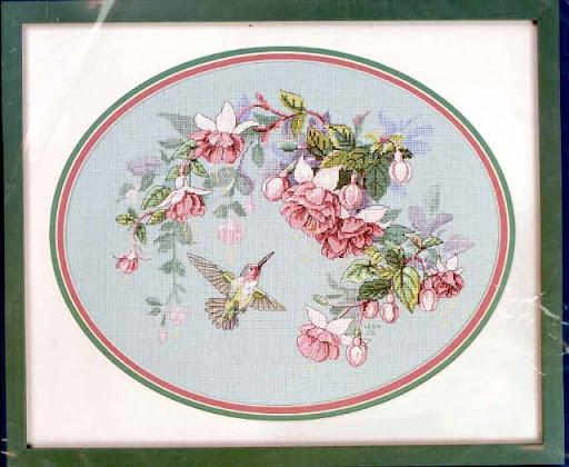 Sweetness of nature cross stitch patterncross stitch pattern