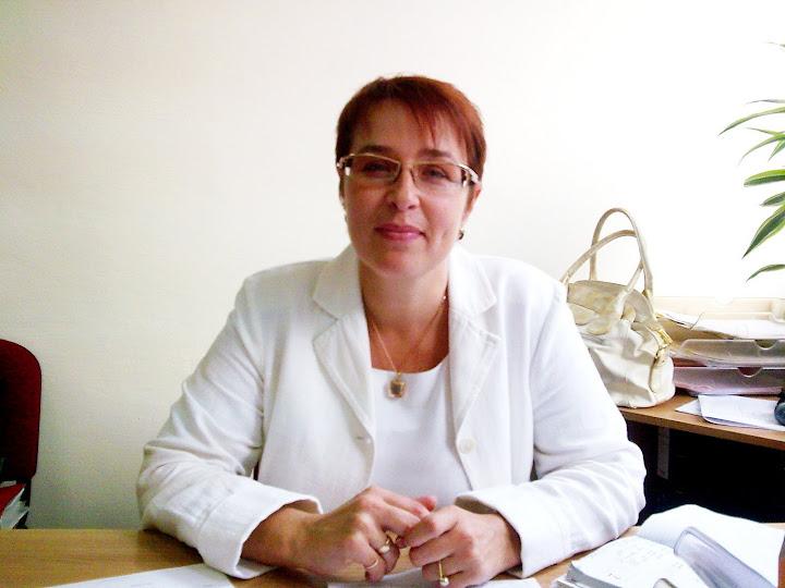 Зав. отделением Колледжа Богданова Елена Николаевна