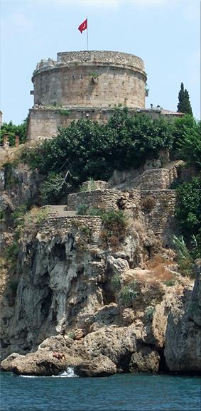 Torre Hıdırlık - Antalya