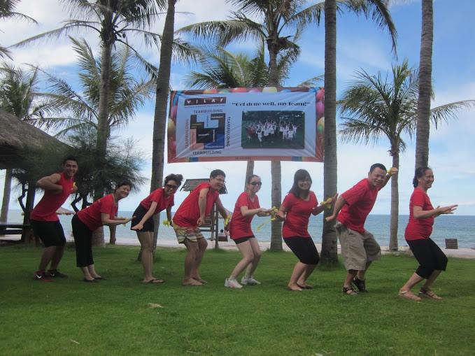 Team Building Vilaf Hồng Đức