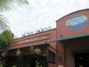 Coronado Brewing Company, Coronado Island, San Diego, California