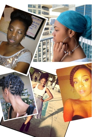 Where Natural Hair And Fashion Collide Protecting You