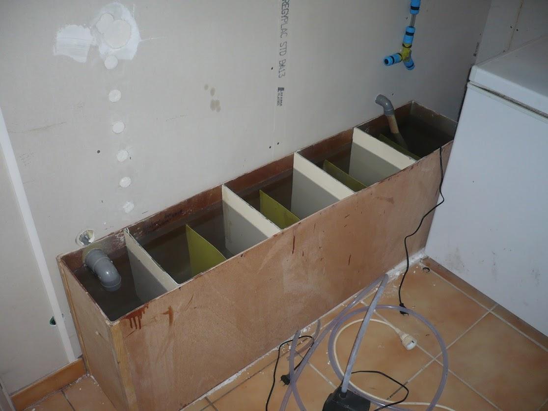 Le filtre externe mur rocheux et bassin malawi de 700l for Pompe bassin externe