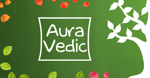 Image result for logo of  Auravedic
