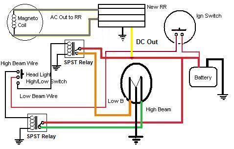 RR%252520Wiring tvs apache electrical coversion to full dc with power to run hids tvs apache 150 wiring diagram at crackthecode.co