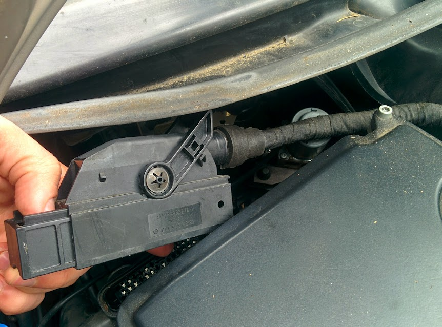 95 E420 Surge, stumble, stall - Mercedes-Benz Forum W E Wiring Harness on