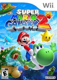 Jaquette du jeu Super Mario Galaxy 2