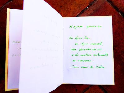 poema manuscrit primera maqueta