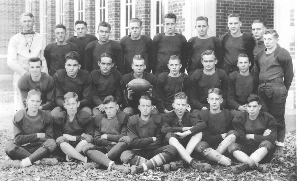 Denison Iowa High School Iowa High School Football
