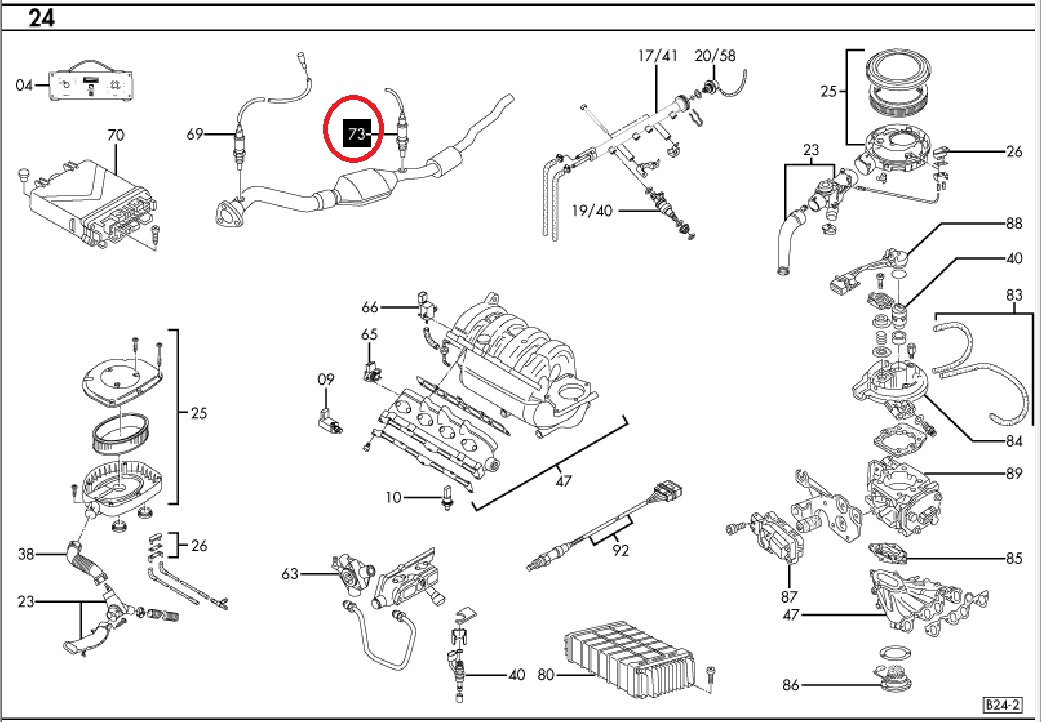 Becoming Phill) Lambda sensor fault code
