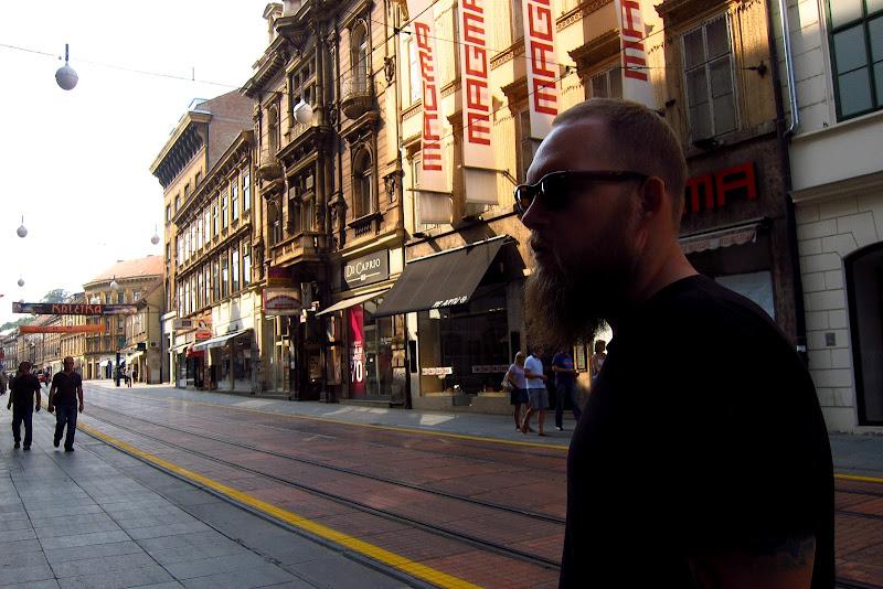 Tony on the street