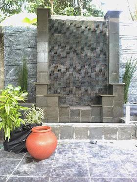 desain interior, kolam dan taman hias: desain interior