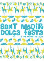 cartel sant medir 2011 barcelona