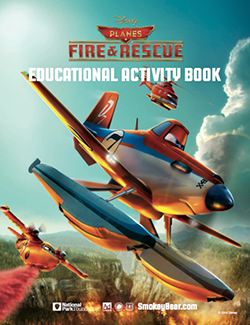 Free Activity Books: Disney Planes: Fire & Rescue Book #FireAndRescue