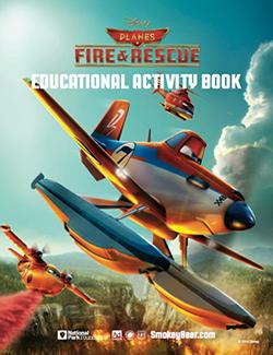 Free Activity Books: Disney Planes: Fire & Rescue Book #FireAndRescue