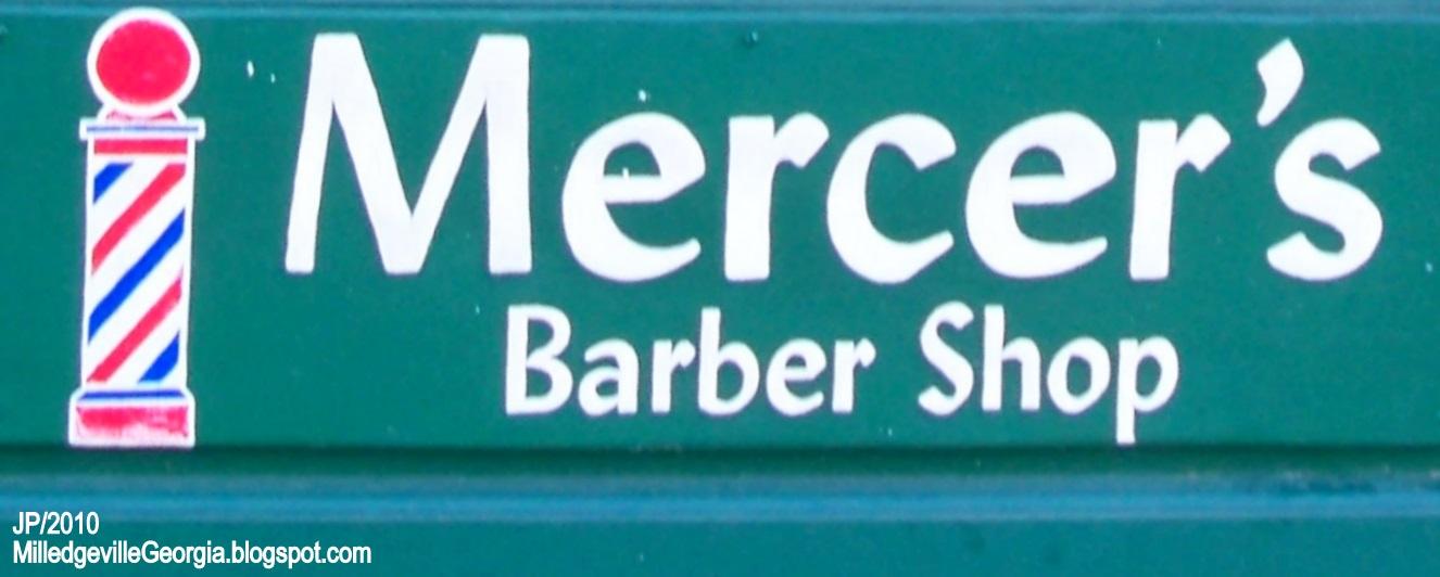 Barbers Haircut