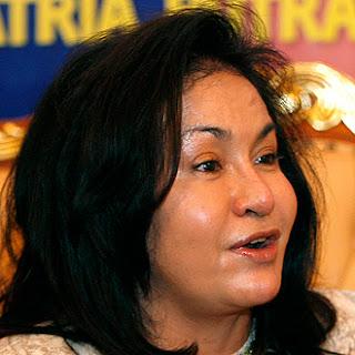 Giliran Rosmah kena dengan Dr Mahathir