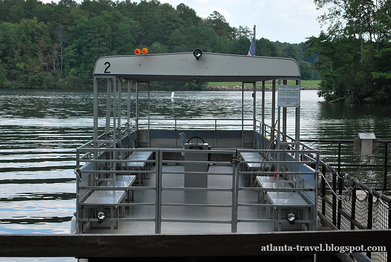 Stone Mountain park attractions