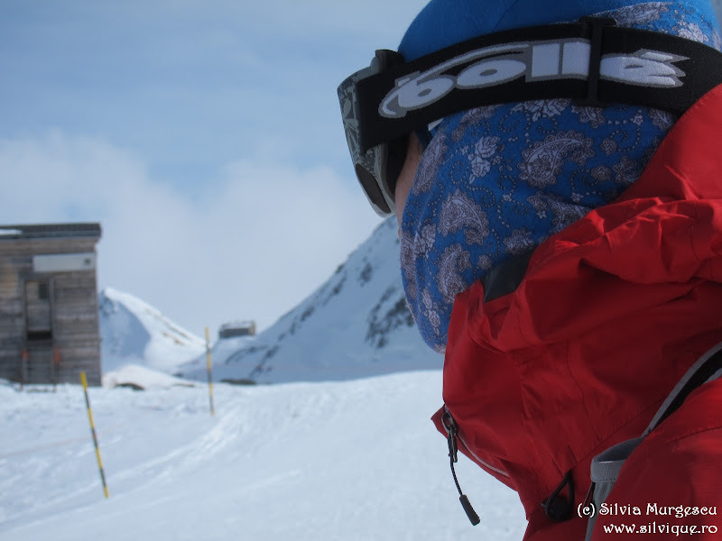 2014.03.29 - Haute Route: Schi de final in Saas Fee