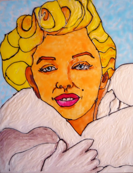 Marilyn Monroe - 24x 30
