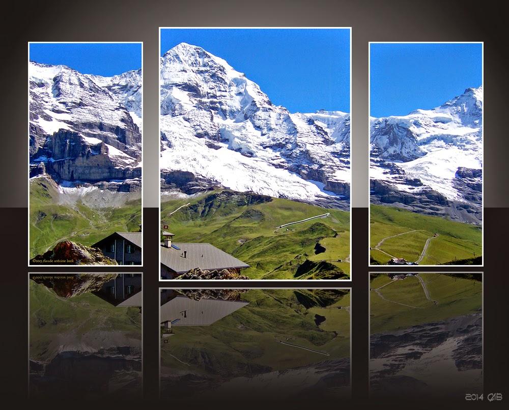 testclod le moench sommet des alpes bernoises suisses pr sentation album. Black Bedroom Furniture Sets. Home Design Ideas