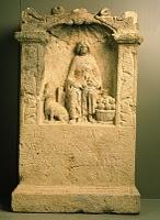 Nehalennia Goddess Of Abundance Image