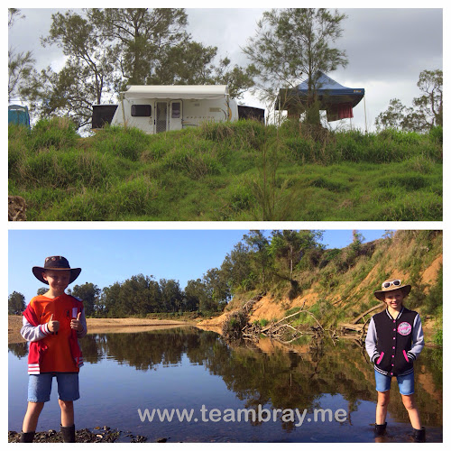 TeamBray Camp Kenilworth Homestead