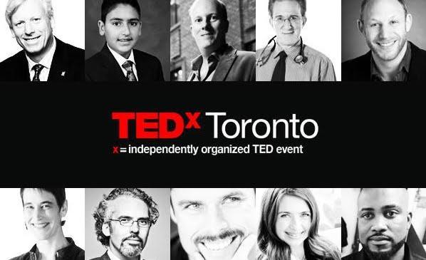 TedXToronto: September 23, 2011