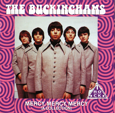 the Buckinghams ~ 1991 ~ Mercy, Mercy, Mercy