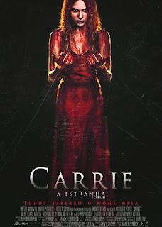Filme Poster Carrie, A Estranha TS XviD & RMVB Dublado