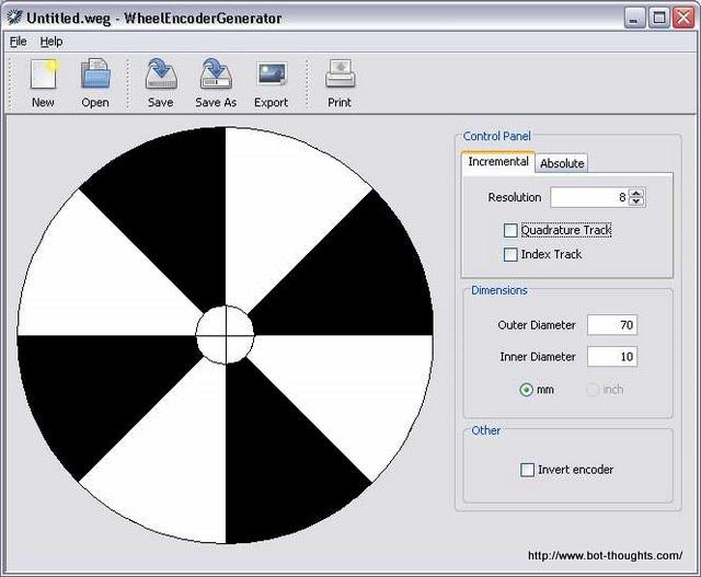 Bot Thoughts: AVC Bot: Wheel Encoders
