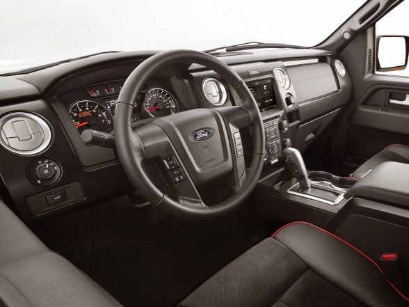 2014 Ford F-150 Tremor - Interior