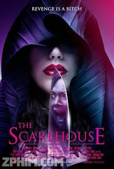 Căn Nhà Kinh Hoàng - The Scarehouse (2014) Poster