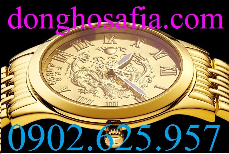 Đồng hồ nam cơ Happy moment HM 82238