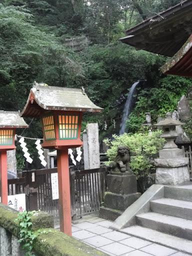 高尾山 6号路 琵琶滝