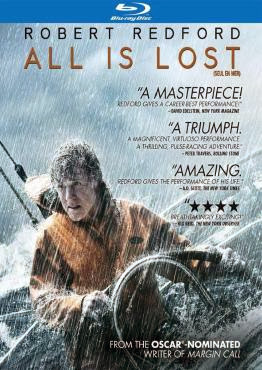 Filme Poster All Is Lost BRRip XviD & RMVB Legendado