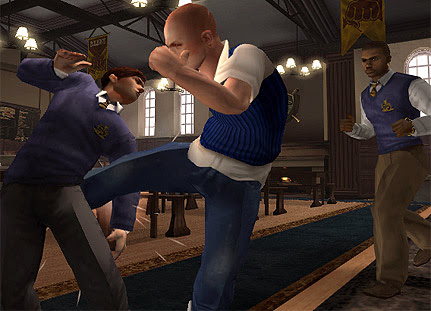 Bully (Canis Canem) Games