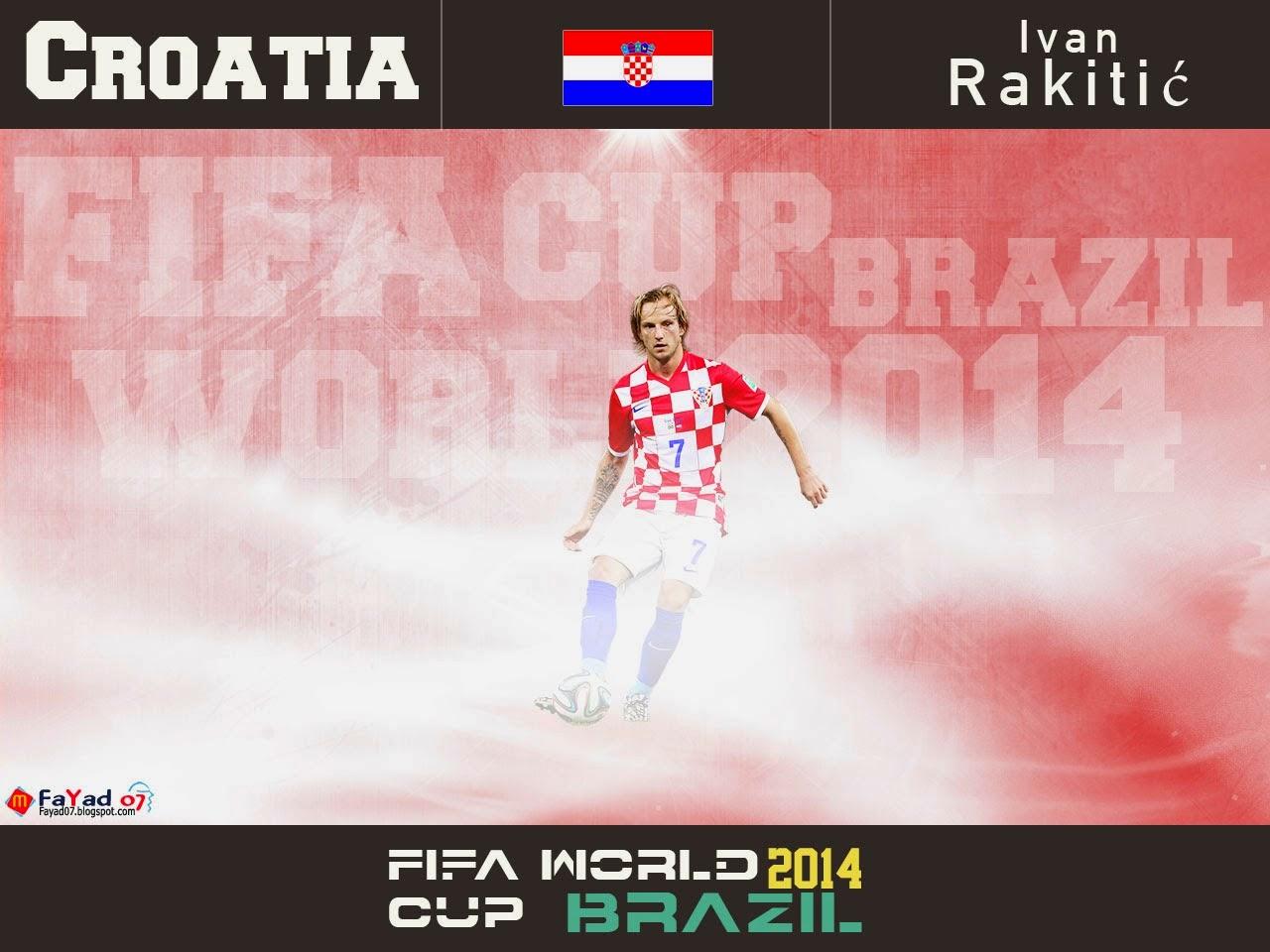 Hd Football Wallpapers Ivan Rakitic Wallpapers